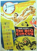 The Big Circus Poster 70x100cm FN original