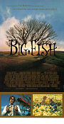 Big Fish 2003 poster Ewan McGregor Tim Burton