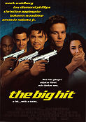 The Big Hit 1997 poster Mark Wahlberg
