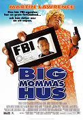Big Momma's House 2000 Filmaffisch Martin Lawrence