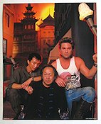 Big Trouble in Little China Poster B RO 51x41 original