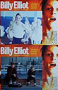 Billy Elliot 2000 lobbykort Julie Walters