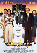 The Birdcage 1995 poster Robin Williams Mike Nichols