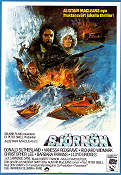 Björnön 1979 poster Donald Sutherland Don Sharp