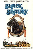 Black Beauty Poster NM 60x80 original