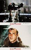 Blade Runner Lobbykort USA 11x14 NM original
