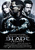 Blade: Trinity 2004 poster Wesley Snipes