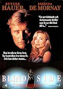 Blind Side 1993 poster Rutger Hauer