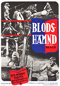 Blodshämnd 1968 poster Don Murray