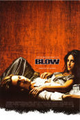 Blow 2001 poster Johnny Depp Ted Demme
