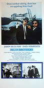 Blues Brothers Poster 30x70cm NM original