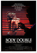 Body Double Poster 70x100cm GD original