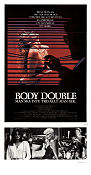 Body Double Poster 30x70cm NM original
