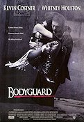 The Bodyguard 1992 poster Kevin Costner Mick Jackson