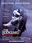 The Bodyguard Poster 68x102cm USA RO original