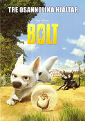 Bolt 2008 poster John Travolta Byron Howard