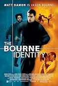 The Bourne Identity Poster 68x102cm USA RO original