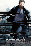 The Bourne Legacy 2012 poster Jeremy Renner Tony Gilroy