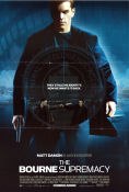 The Bourne Supremacy Poster 68x102cm USA RO original