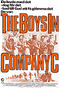 The Boys in Company C 1978 poster Stan Shaw Sidney J Furie