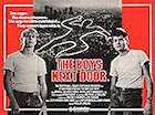 The Boys Next Door Poster 102x76cm England FN original
