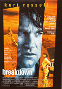 Breakdown Poster 70x100cm RO original
