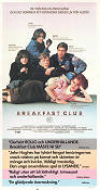 Breakfast Club Poster 30x70cm FN original
