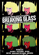 Breaking Glass 1980 poster Hazel O´Connor Brian Gibson