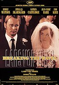 Breaking the Waves 1996 poster Emily Watson Lars von Trier
