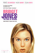 Bridget Jones The Edge of Reason 2004 poster Renée Zellweger