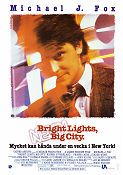 Bright Lights Big City Poster 70x100cm RO original