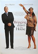 Bringing Down the House 2003 poster Steve Martin