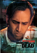 Bringing Out the Dead 1999 poster Nicolas Cage Martin Scorsese