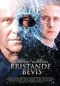 Bristande bevis 2007 poster Anthony Hopkins Gregory Hoblit