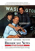 Broadcast News 1987 poster William Hurt