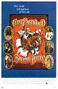 Bronco Billy 1980 poster Clint Eastwood