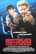Brottsplats Hollywood Poster 70x100cm RO original
