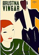Brustna vingar 1933 poster Alice Field