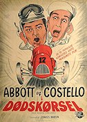 Buck Privates Come Home 1949 poster Abbott and Costello