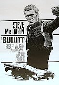 Bullitt Poster B reproduction RO 59x84