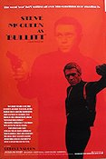 Bullitt Poster reproduction RO 61x90