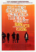 Burn After Reading Poster 70x100cm RO original