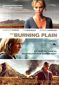 The Burning Plain 2008 poster Charlize Theron Guillermo Arriaga