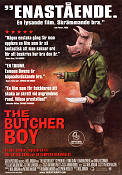 The Butcher Boy 1998 poster Stephen Rea Neil Jordan
