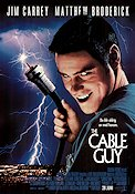 The Cable Guy Poster 70x100cm RO reva 1cm original