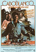 Caboblanco 1980 poster Charles Bronson J Lee Thompson