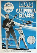 California Paradise Poster 70x100cm NM original