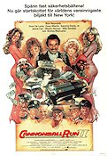 Cannonball Run 2 Poster 70x100cm FN original