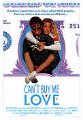 Can't Buy Me Love 1987 poster Patrick Dempsey
