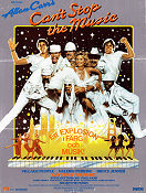 Can´t Stop the Music 1980 poster Village People